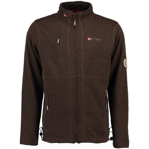 Vêtements Garçon Polaires Geographical Norway Polaire Enfant Urcel Marron
