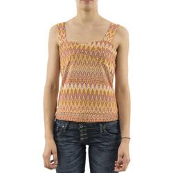Vêtements Femme Débardeurs / T-shirts sans manche Vero Moda 10217913 cita rose