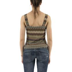 Vêtements Femme Débardeurs / T-shirts sans manche Vero Moda 10217913 cita vert