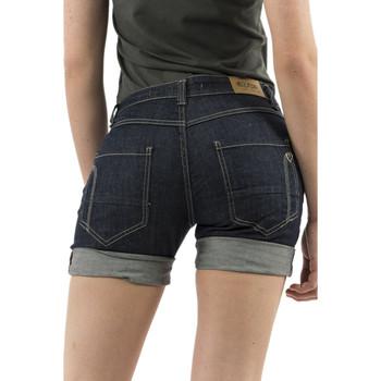 Vêtements Femme Shorts / Bermudas Please p88a bleu