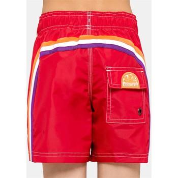 Vêtements Enfant Maillots / Shorts de bain Sundek B504BDTA100 548 Rouge