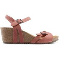 Chaussures Femme Sandales et Nu-pieds Interbios W confortables sandales compensées TEJA