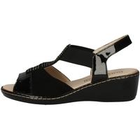 Chaussures Femme Sandales et Nu-pieds Romagnoli B9E7804 NOIR