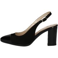 Chaussures Femme Sandales et Nu-pieds Romagnoli B9E1750 NOIR