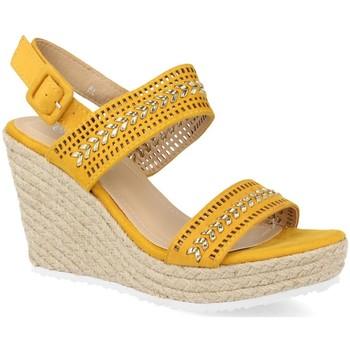 Chaussures Femme Espadrilles Ainy BL101 Amarillo