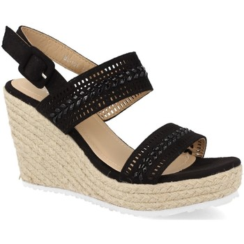 Chaussures Femme Espadrilles Ainy BL101 Negro