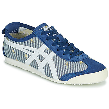 Chaussures Baskets basses Onitsuka Tiger MEXICO 66 MIDNIGHT Bleu / Blanc