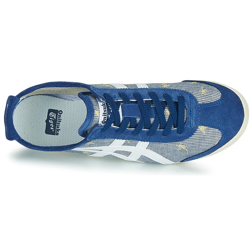 Onitsuka 66 Midnight BleuBlanc Mexico Basses Tiger Baskets IEYWD2H9