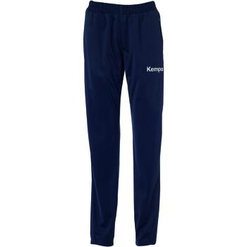 Vêtements Femme Pantalons de survêtement Kempa Jogging Femme  Emotion 2.0 bleu/jaune