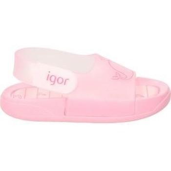 Chaussures Enfant Chaussures aquatiques Igor S10235 rose