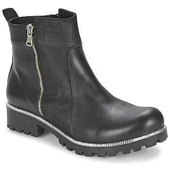 Bottines / Boots Andrea Conti GLIONE Noir 350x350