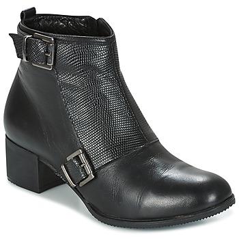 Bottines / Boots Andrea Conti CASTEL Noir 350x350
