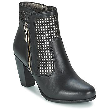 Bottines / Boots Andrea Conti SAMPI Noir 350x350
