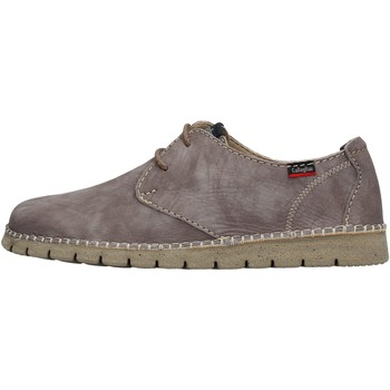 Chaussures Homme Derbies CallagHan - Derby taupe 84702