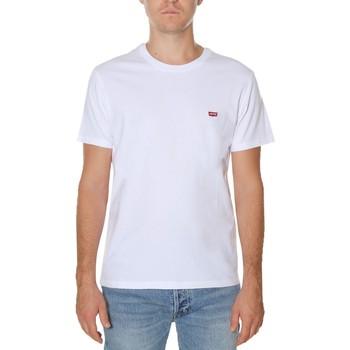 Vêtements Homme T-shirts manches courtes Levi's - T-shirt bianco 56605-0000 BIANCO