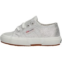 Chaussures Fille Baskets basses Superga - 2750 lamej argento S002J20 2750 031 ARGENTO