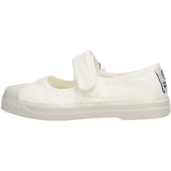 Chaussures enfant Natural World - Scarpa velcro bianco 478-505