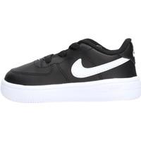 Chaussures Garçon Baskets basses Nike - Force 1 18 nero 905220-002 NERO