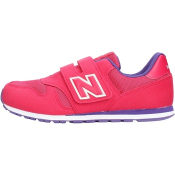 Chaussures Fille Baskets basses New Balance - Yv373pyg fuxia YV373PYG FUXIA