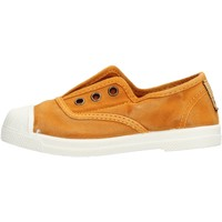 Chaussures Garçon Tennis Natural World - Scarpa elast senape 470E-646 SENAPE