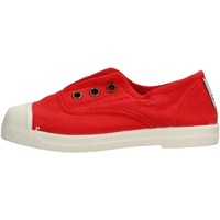 Chaussures Garçon Baskets basses Natural World - Scarpa lacci rosso 470-502