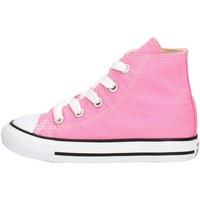 Chaussures Fille Baskets montantes Converse - Ct as hi b rosa 7J234C ROSA