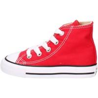 Chaussures Garçon Baskets montantes Converse - Ct as hi b rosso 7J232C ROSSO