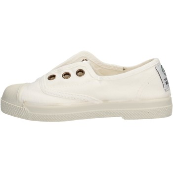 Chaussures Fille Baskets basses Natural World - Scarpa lacci bianco 470-505 BIANCO