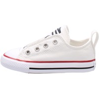 Chaussures Garçon Baskets basses Converse - Ct as ox b sl bianco 756862C BIANCO