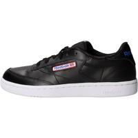 Chaussures Garçon Baskets basses Reebok Sport - Club c nera BS7285 NERO