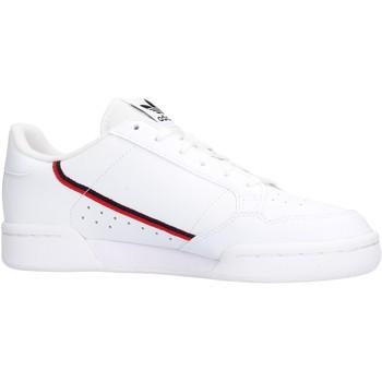 Chaussures Garçon Baskets basses adidas Originals - Continental 80 bianco F99787 BIANCO