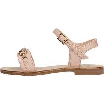 Chaussures Fille Sandales et Nu-pieds Moda Positano - Sandalo rosa AC/62 Rose
