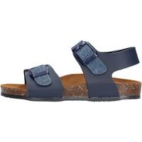 Chaussures Garçon Sandales et Nu-pieds Gold Star - Sandalo blu 8805J P BLU