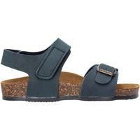 Chaussures Garçon Sandales et Nu-pieds Gold Star - Sandalo blu 8804 BLU
