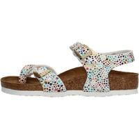 Chaussures Fille Sandales et Nu-pieds Birkenstock - Taormina bianco 1009454 BIANCO