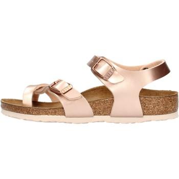 Chaussures Fille Sandales et Nu-pieds Birkenstock - Taormina bronzo 1014444 BRONZO