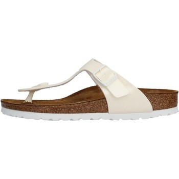 Chaussures Fille Tongs Birkenstock - Gizeh bianco 847223 BIANCO