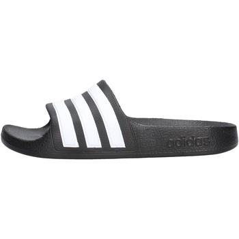 Chaussures Garçon Claquettes adidas Originals - Adilette nero F35556 NERO