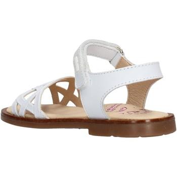 Chaussures Fille Sandales et Nu-pieds Pablosky - Sandalo bianco 472100 BIANCO