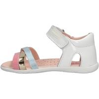 Chaussures Fille Sandales et Nu-pieds Pablosky - Sandalo bianco 047009 BIANCO