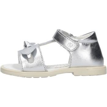 Chaussures Fille Sandales et Nu-pieds Falcotto - Sandalo argento PLUSH ARGENTO