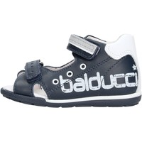 Chaussures Garçon Sandales et Nu-pieds Balducci - Sandalo blu CITA2511 BLU