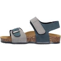 Chaussures Garçon Sandales et Nu-pieds Gold Star - Sandalo grigio/blu 8804 BLU