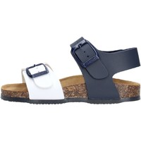 Chaussures Garçon Sandales et Nu-pieds Gold Star - Sandalo bianco 8805 BIANCO