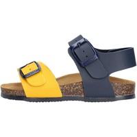 Chaussures Garçon Sandales et Nu-pieds Gold Star - Sandalo giallo 8805 GIALLI