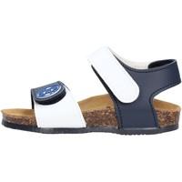 Chaussures Garçon Sandales et Nu-pieds Gold Star - Sandalo blu/rosso 8852J BLU