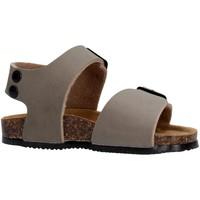 Chaussures Garçon Sandales et Nu-pieds Gold Star - Sandalo tortora 8805 GRIGIO