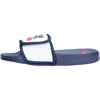 Chaussures Garçon Claquettes Levi's - Game blu/bianco VPOL0023S BB BLU