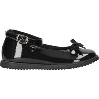 Chaussures Fille Ballerines / babies Clarys - Bambolina nero 1425 Noir