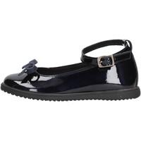 Chaussures Fille Ballerines / babies Clarys - Bambolina blu 1425 Bleu